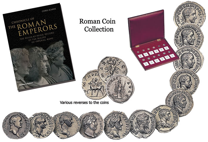 The Imperial Roman Silver Collection